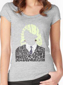 Luna Lovegood Women's Fitted Scoop T-Shirt