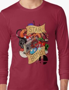Starbomb Long Sleeve T-Shirt