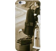 Leaving on a road trip iPhone Case/Skin