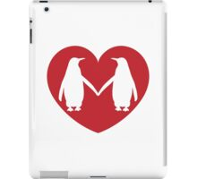 Stan and Ollie [silhouette] iPad Case/Skin