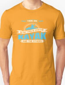 New T-shirt for KAYAKER! This is MUST HAVE! T-Shirt