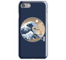 Avatar Waterbender Great Wave iPhone Case/Skin
