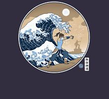 Avatar Waterbender Great Wave Unisex T-Shirt