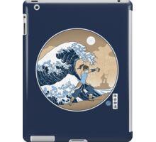 Avatar Waterbender Great Wave iPad Case/Skin