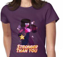 Garnet - Stronger than You Womens Fitted T-Shirt