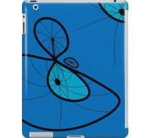 blue pearl iPad Case/Skin