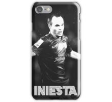 Vintage Iniesta iPhone Case/Skin
