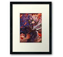 Fire Emblem Fates - Camilla Framed Print