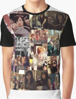 Carmilla collage Graphic T-Shirt