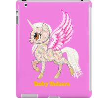 A Baby Unicorn T-shirt & leggings, etc iPad Case/Skin