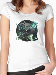 Dota 2 Outworld Devourer Women's Fitted Scoop T-Shirt
