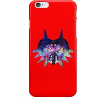 Zelda majoras mask iPhone Case/Skin