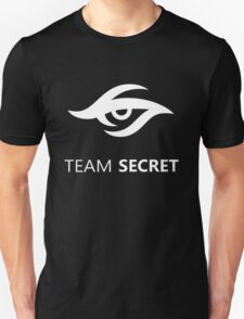 Team Secret Unisex T-Shirt