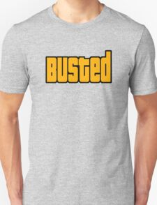 Grand Theft Auto Busted T-Shirt