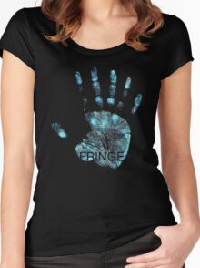 Fringe! Women's Fitted Scoop T-Shirt