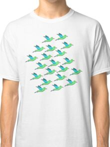 Cute Birds Classic T-Shirt