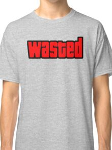 Grand Theft Auto Wasted Classic T-Shirt