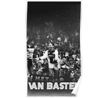 Vintage van Basten Poster