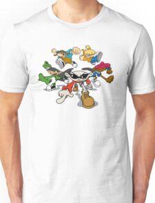 Codename : Kids Next Door Unisex T-Shirt