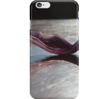 Yoga - Dhanurasana iPhone Case/Skin