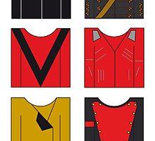 Michael Jackson's famous jackets by aureliescour