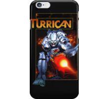 Turrican T-Shirt iPhone Case/Skin