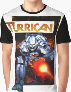 Turrican T-Shirt Graphic T-Shirt