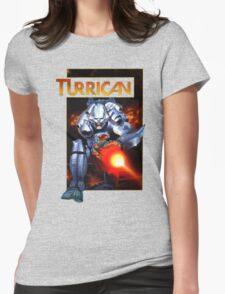 Turrican T-Shirt Womens Fitted T-Shirt