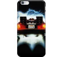 Back! iPhone Case/Skin