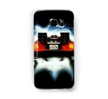 Back! Samsung Galaxy Case/Skin