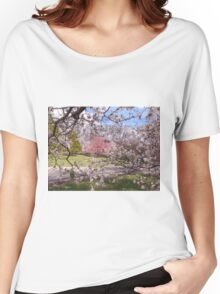 Dogwood Screen Women's Relaxed Fit T-Shirt