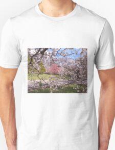 Dogwood Screen Unisex T-Shirt
