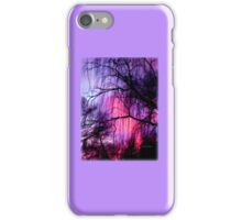 Winter Willow iPhone Case/Skin