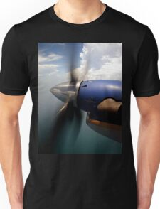 Plane Self-Portrait Unisex T-Shirt