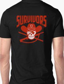 Survivors The Walking Dead TWD T-Shirt