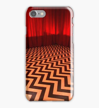 The Red Room iPhone Case/Skin