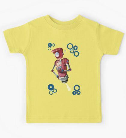 Robot Flash Kids Tee