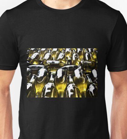 Sparkling Bottles Unisex T-Shirt