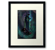 Wizard of Oz | Reboot Framed Print
