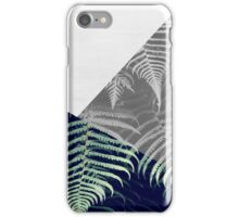 Fern Abstract iPhone Case/Skin