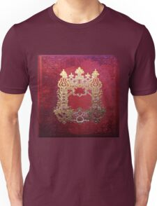 Ink Stained Crimson Book Unisex T-Shirt