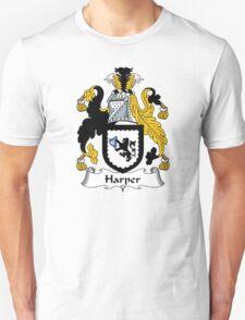 Harper Coat of Arms / Harper Family Crest Unisex T-Shirt