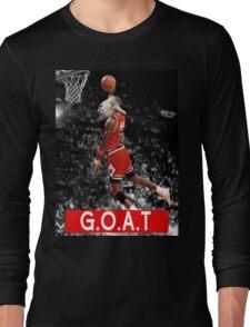 The G.O.A.T Long Sleeve T-Shirt