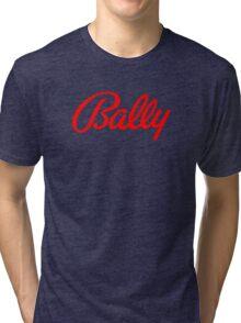 Bally classic pinball machines brand Tri-blend T-Shirt