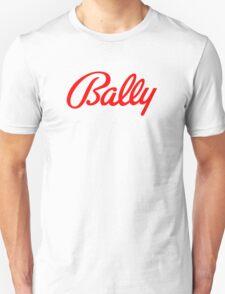 Bally classic pinball machines brand Unisex T-Shirt