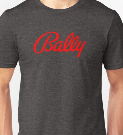 Bally classic pinball machines brand Unisex T-Shirt