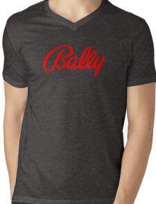Bally classic pinball machines brand Mens V-Neck T-Shirt