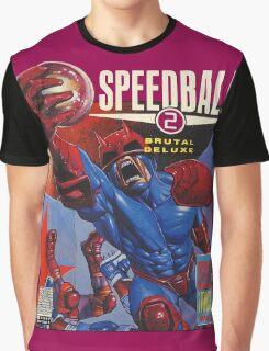 Speedball 2 T-Shirt Graphic T-Shirt