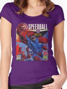 Speedball 2 T-Shirt Women's Fitted Scoop T-Shirt
