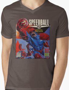 Speedball 2 T-Shirt Mens V-Neck T-Shirt
